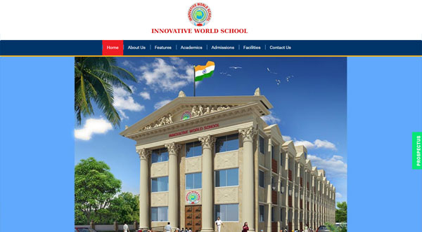 Innovative World School, ICSE, Pune