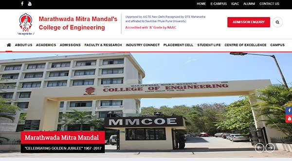 Marathwada Mitra Mandal's College of Engineering