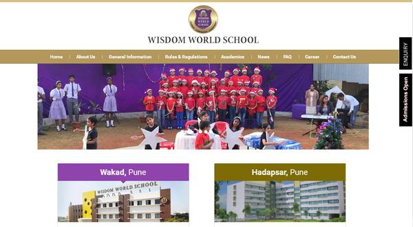 Wisdom World School