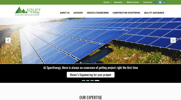 SgurrEnergy India
